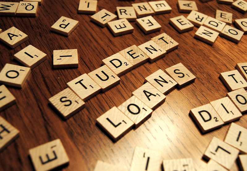 defaulting on federal student loan