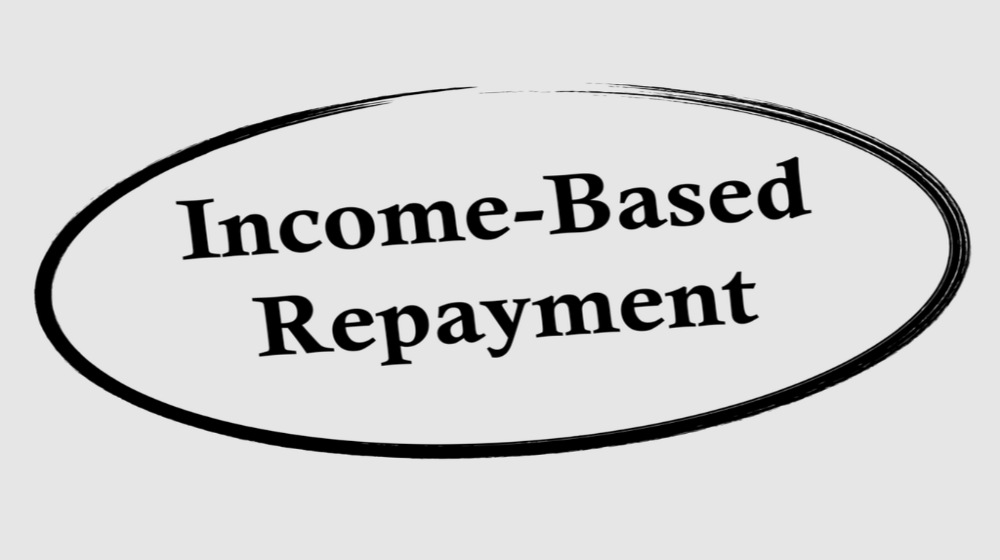 Income-driven repayment plans for students